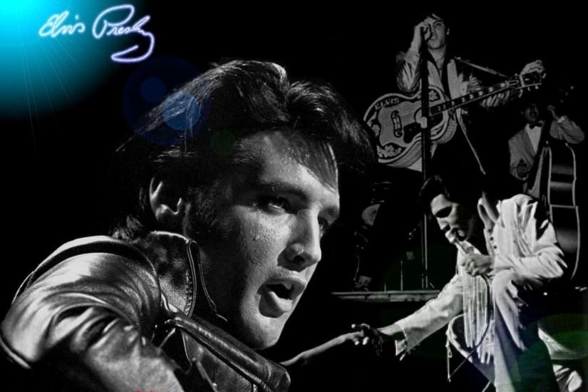 Elvis Presley · HD Wallpaper | Background ID:589970