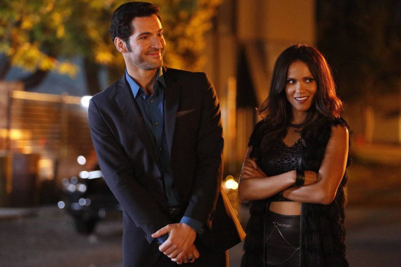 Lucifer And Mazikeen