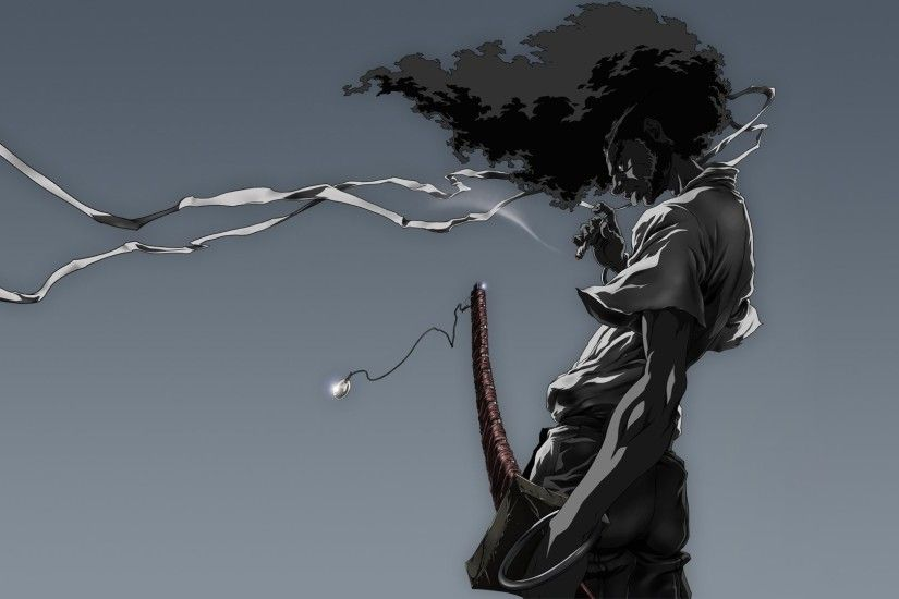 HD Wallpaper | Background ID:203247. 1920x1080 Anime Afro Samurai