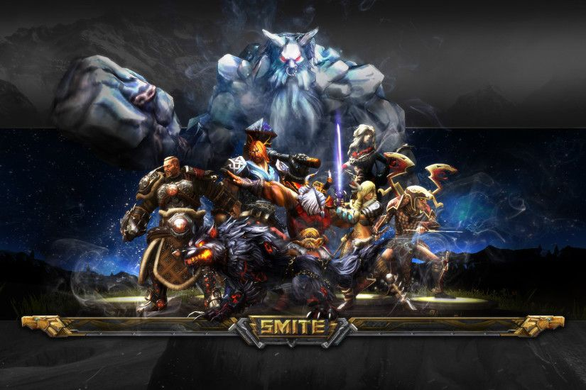 Smite Game HD Wallpaper