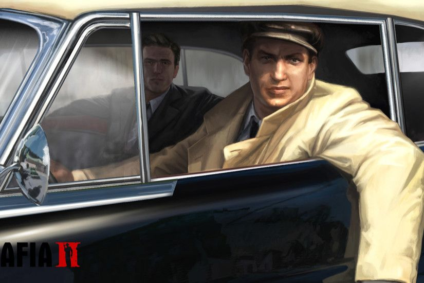 Free Mafia II Wallpaper in 1920x1080