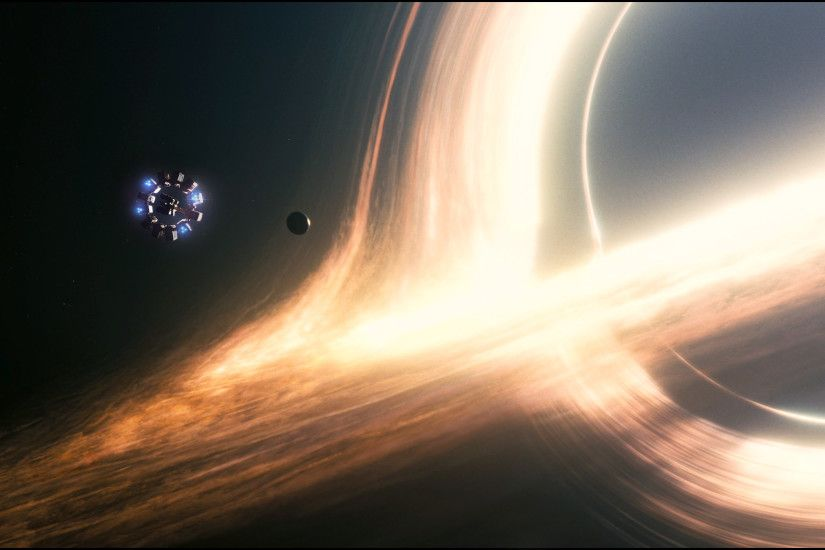Res: 1980x1080, Interstellar wormhole ...