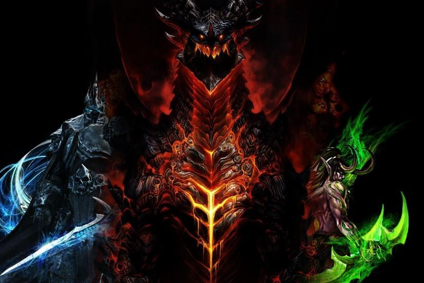 Warcraft, World Of Warcraft, Deathwing, World Of Warcraft: Wrath Of The Lich