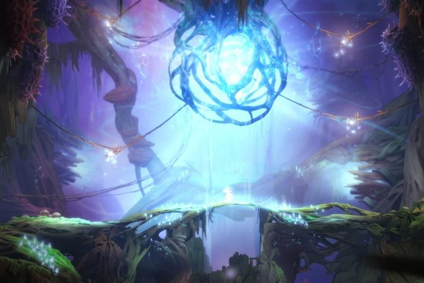 ori and the blind forest wallpaper 1920x1080 for windows