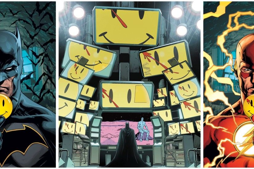 Who watches the Watchmen? The goddamn Batman does. [wallpaper by me] ...
