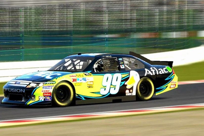 '13 Aflac Ford Fusion (Carl Edwards) - Suzuka Circuit: 2014 (feat.  VicReign93)