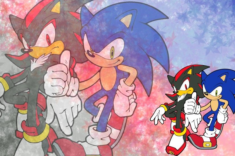 Video Game - Sonic Adventure 2 Sonic the Hedgehog Shadow the Hedgehog  Wallpaper