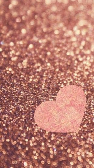 1080x1920 Rose Gold Glitter HD Wallpapers For Android | Android Wallpapers .