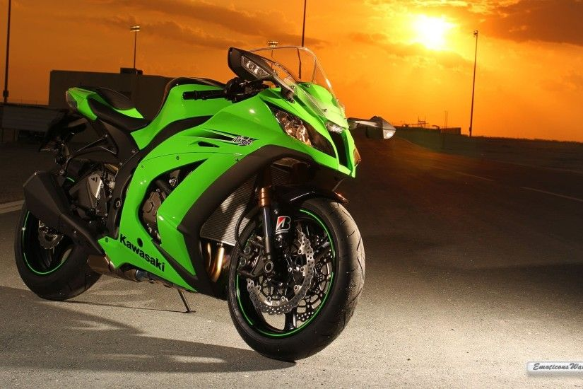 Kawasaki Ninja Zx 10R Wallpaper » WallDevil - Best free HD desktop .