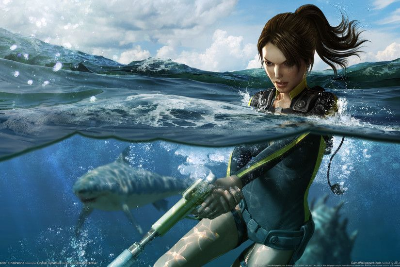 Lara Croft images Tomb Raider Underworld HD wallpaper and background photos