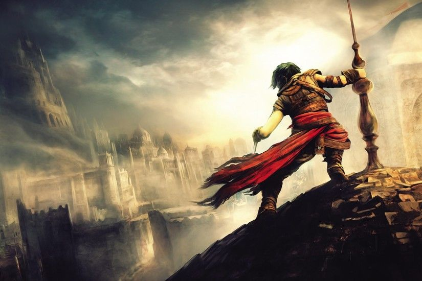 Video Game - Prince Of Persia: The Forgotten Sands Wallpaper