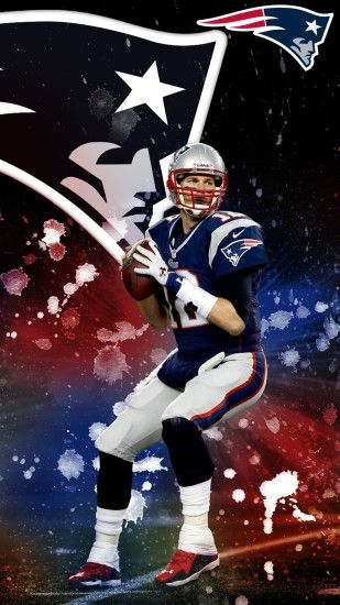 Tom Brady iPhone 7 Plus Wallpaper | Best NFL Wallpapers