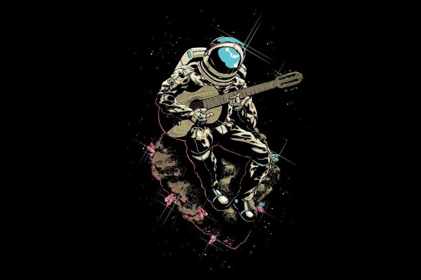 astronaut wallpaper free hd widescreen by Kalem Jones