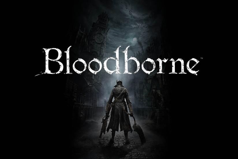 Bloodborne Logo 1920x1080 wallpaper