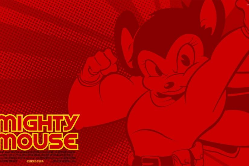 Mighty Mouse wallpaper 2560x1600 jpg