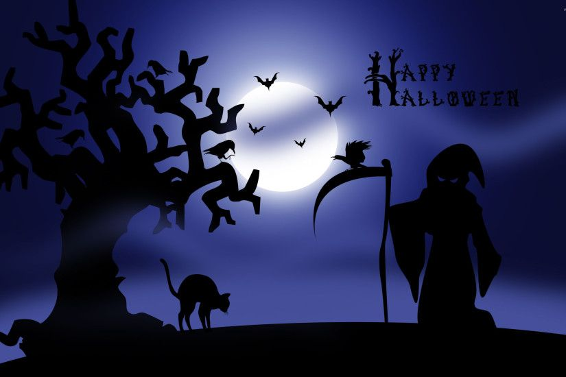 Free Scary <b>Halloween Backgrounds</b> & <b>Wallpaper