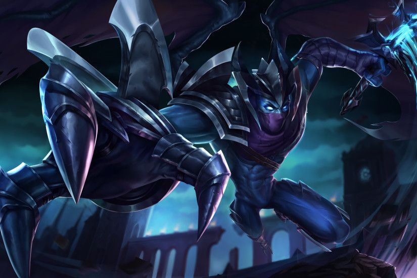 Soul Reaver Aatrox by karamlik League of Legends Artwork Wallpaper lol