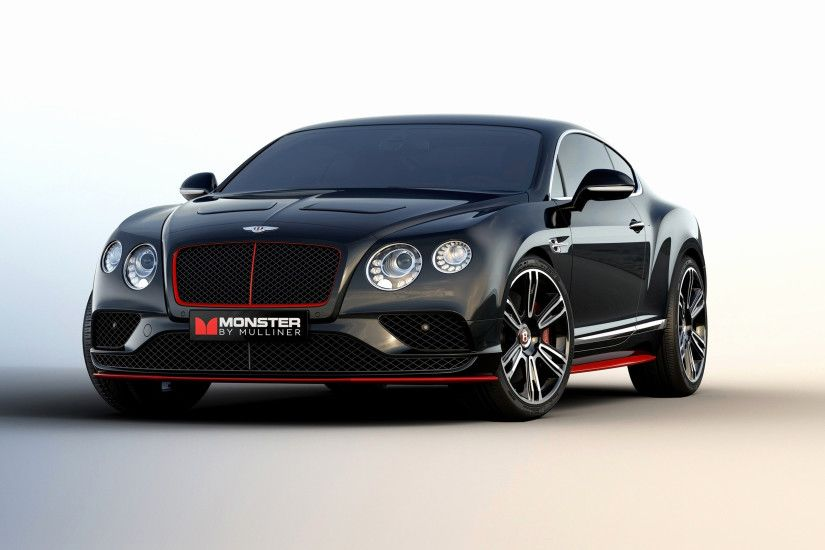Bentley Car Wallpaper Awesome 2016 Bentley Continental Gt V8 S Monster  Mulliner Wallpaper Hd