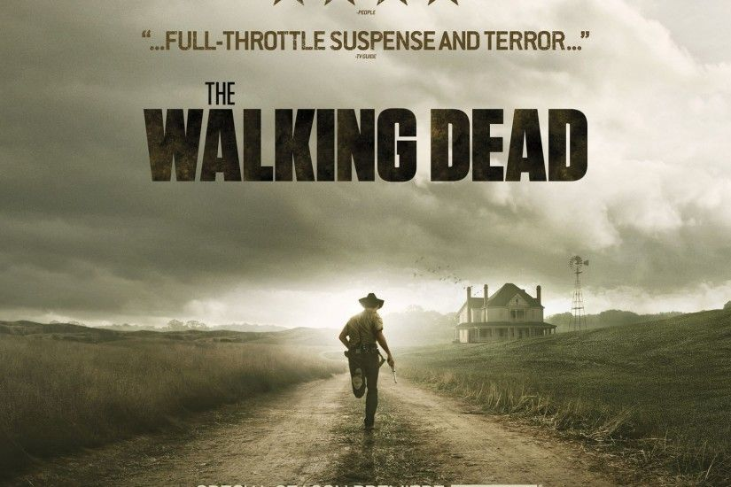 The Walking Dead Tv SHow for 1920 x 1080 HDTV 1080p resolution