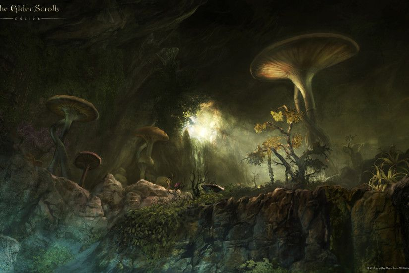The Elder Scrolls Online Wallpaper Concept Art – Concept Art World