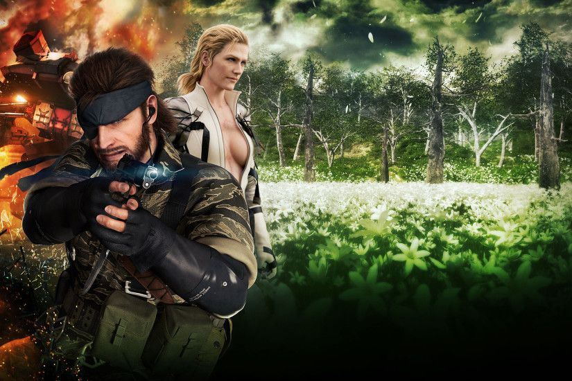 PachiSlot-Metal-Gear-Solid-Snake-Eater-Promo ...