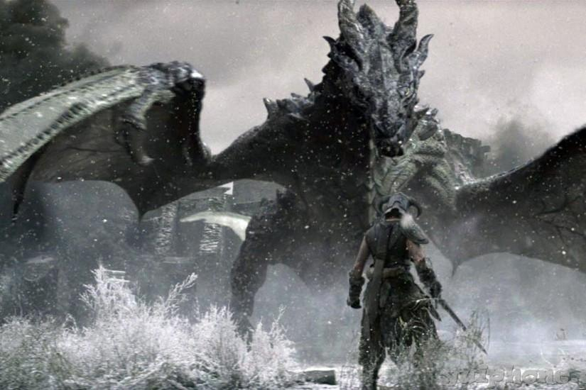 download skyrim wallpaper 1920x1080 x