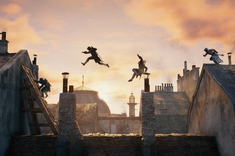 Assassin's Creed: Unity · HD Wallpaper | Background ID:553919