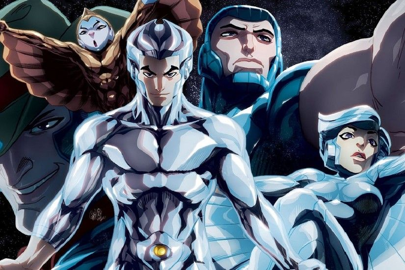 TV Show - SilverHawks Wallpaper