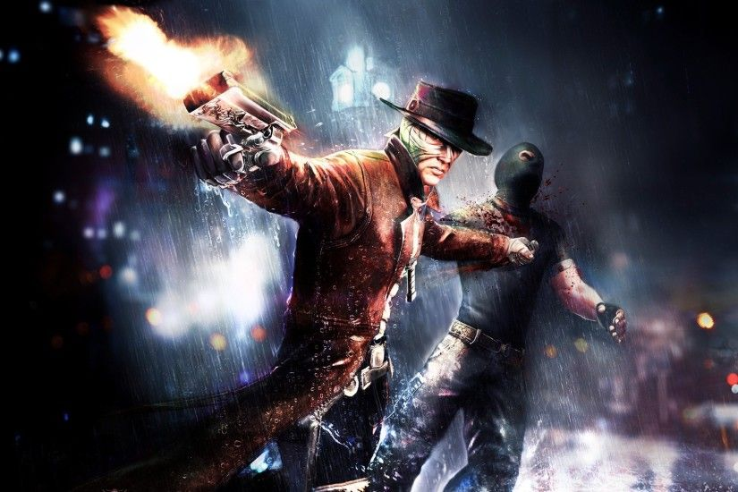 phantom hero heavy rain shooting art, Desktop Backgrounds HD 1080p · games  wallpapers ...