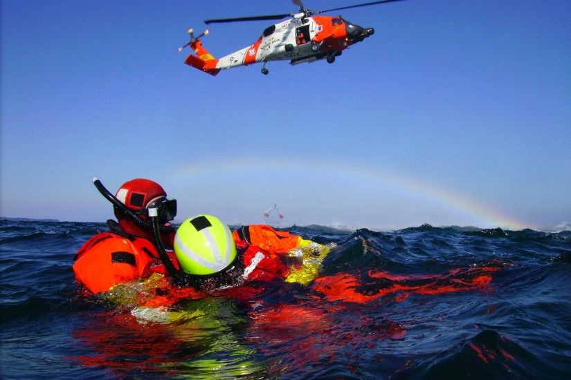 Coast Guard Videos Skip the Recruitment Spiel, Show Reality