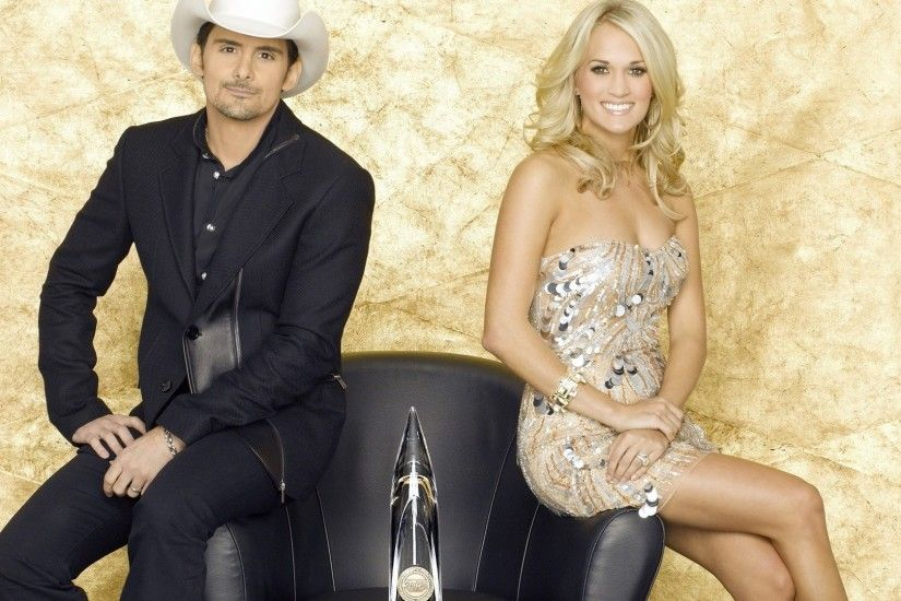 Music, Carrie Underwood, Brad Paisley, Brad Paisley And Carrie Underwood  Cma Awards,
