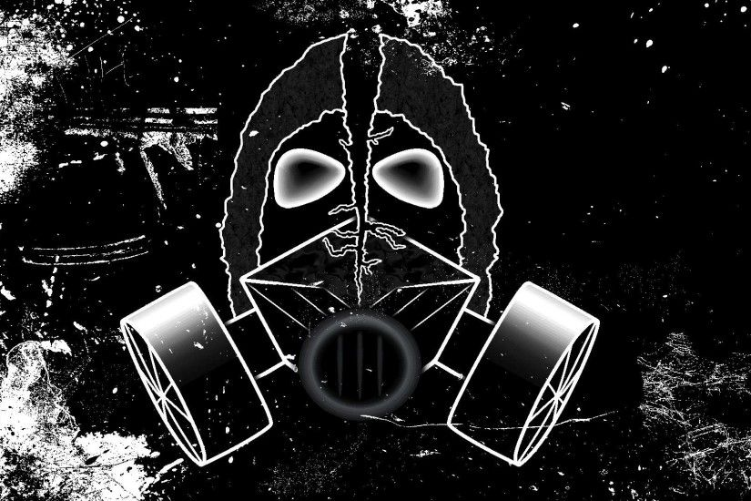 Viewing Gallery For - Dubstep Gas Mask Wallpaper