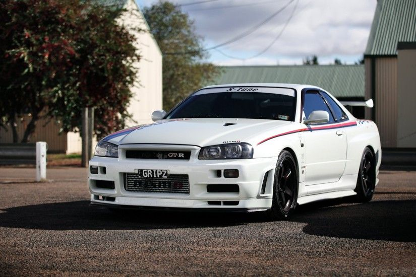 Nissan Skyline GTR R Wallpapers Wallpaper | HD Wallpapers | Pinterest | Nissan  skyline, Wallpaper and Wallpaper backgrounds