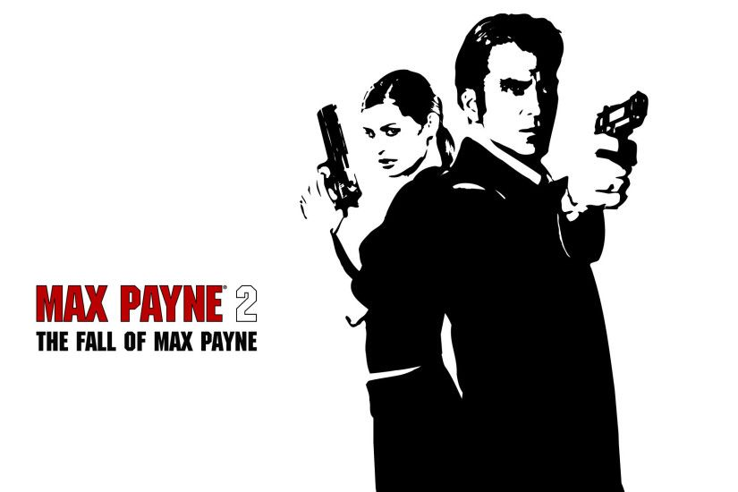 Wallpaper Max Payne Max Payne 2 Girls Games
