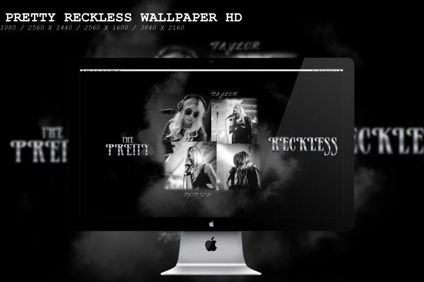 ... The Pretty Reckless Wallpaper HD by BeAware8