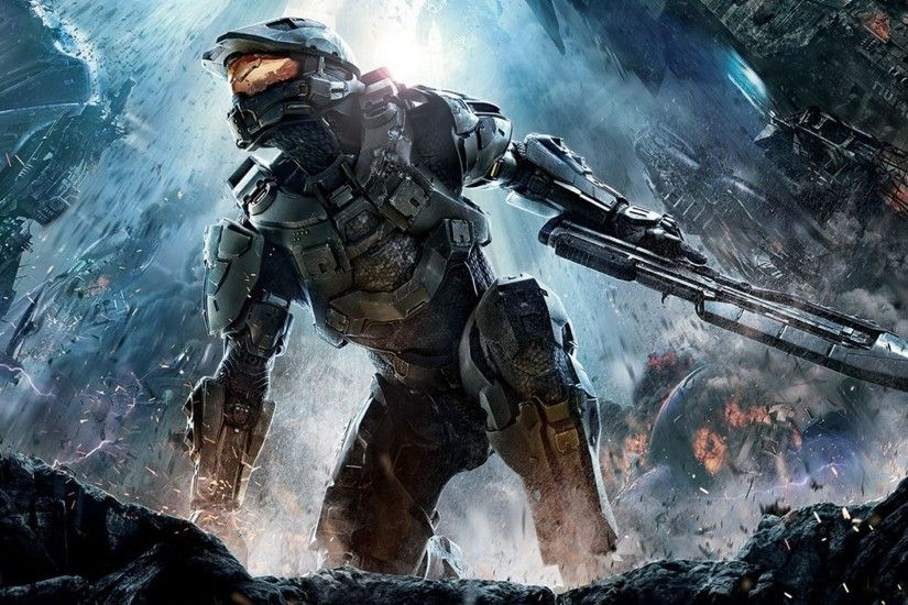Halo 4 Xbox 360 Game wallpapers (11 Wallpapers)