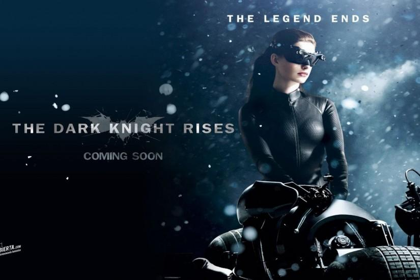 Catwoman Anne Hathaway Wallpaper 696200 ...