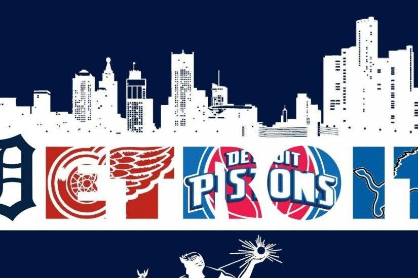 Detroit Football iPhone 4 Wallpaper