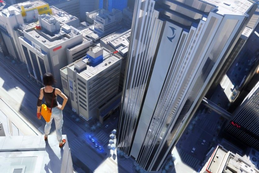 video Games, Mirrors Edge, Parkour, Faith Connors Wallpapers HD / Desktop  and Mobile Backgrounds