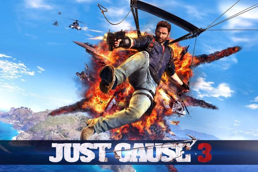 Just Cause 3 1080p Full HD PC Gameplay on MSI GTX 970 4G Edition [60FPS]