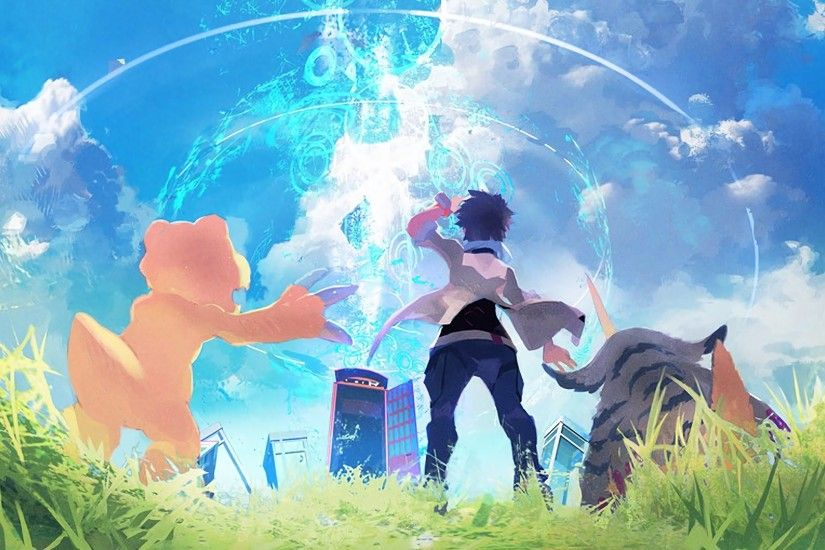 Digimon World: Next Order wallpapers best