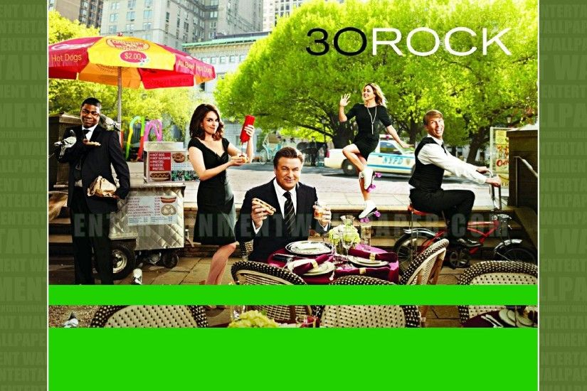 30 Rock Wallpaper - Original size, download now.