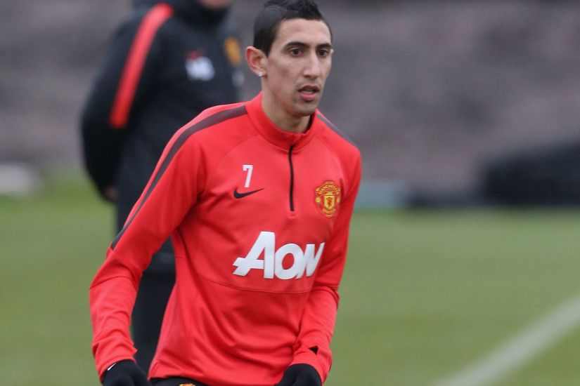 Manchester United injury list: Angel Di Maria expected to return against  Stoke City, but Marcos Rojo and Marouane Fellaini out | The Independent
