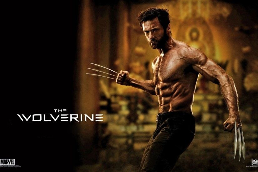 Hugh Jackman Wolverine · HD Wallpaper | Background ID:617357