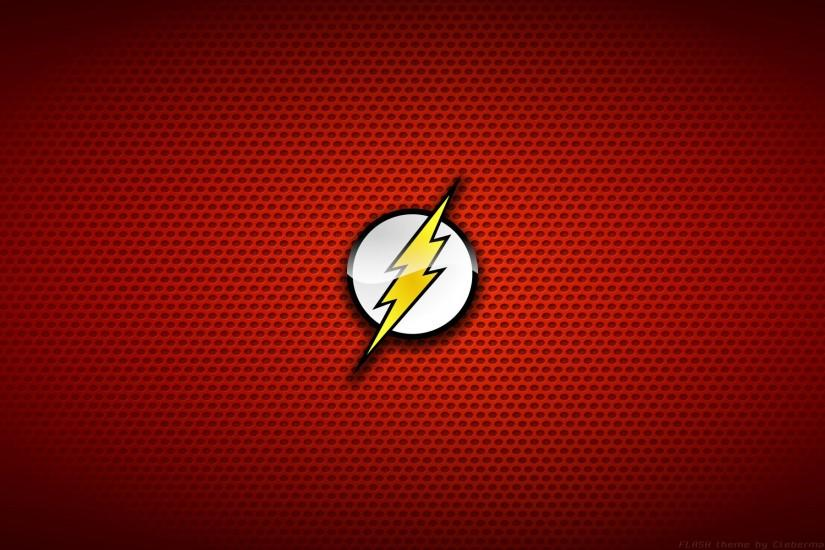 the_flash_logo_wallpaper