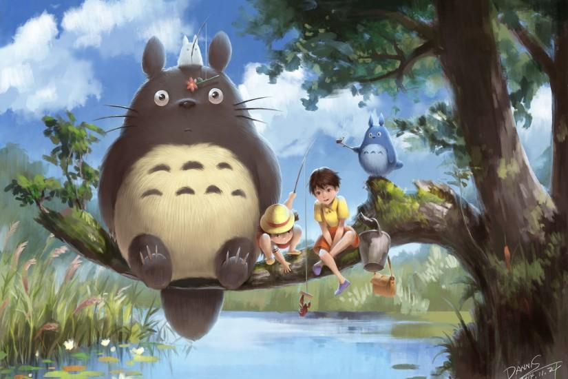 My Neighbor Totoro wallpaper ·① Download free beautiful ...