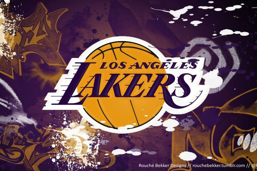 Basketball-lakers-sport-wallpapers Lakers wallpaper HD free .