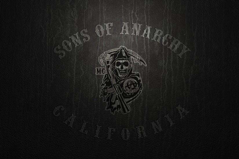 SOA Leather Wallpaper by blackhawk2008 SOA Leather Wallpaper by  blackhawk2008