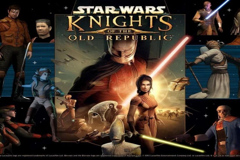 Star Wars Knights Of The Old Republic Wallpaper 1920x1080 · Star Wars  Knights Of The Old Republic II 1024x640