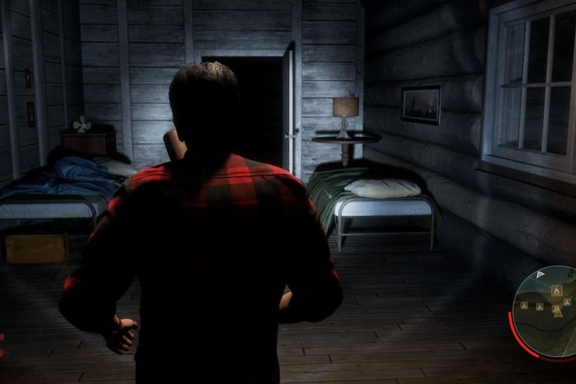 Here's a full multiplayer match from the intense-looking Friday the 13th  game | VG247